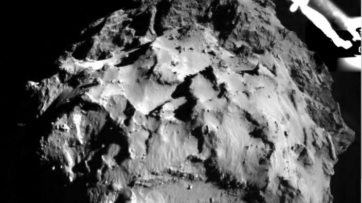 Rosetta-Mission Philae Tschuri Komet