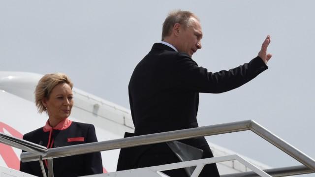 Krieg in der Ukraine G-20-Gipfel in Brisbane