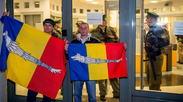 Rumänen demonstrieren für Wahlrecht