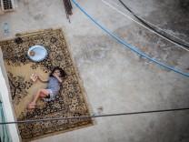 Arte Projekt Refugees