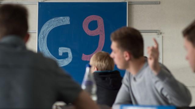 Schülerorganisationen fordern G9