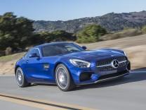 Der neue Mercedes-AMG GT-S