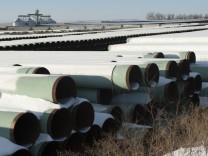 Keystone-Ölpipeline