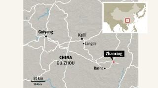 China Tourismus im ländlichen China