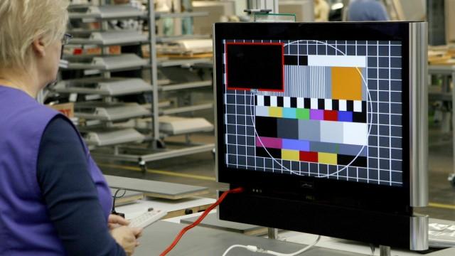 Fränkischer TV-Gerätehersteller Metz