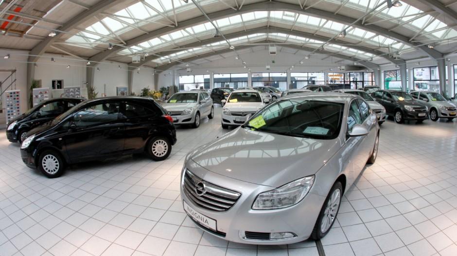 Laut Studie 90000 Jobs in der Autoindustrie gefährdet
