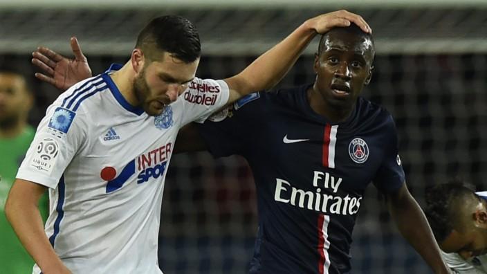 Fußball Frankreich Marseille Paris