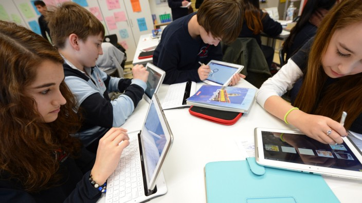 Gewerkschaft VBE:IT-Ausstattung der Schulen ist ´mittelalterlich