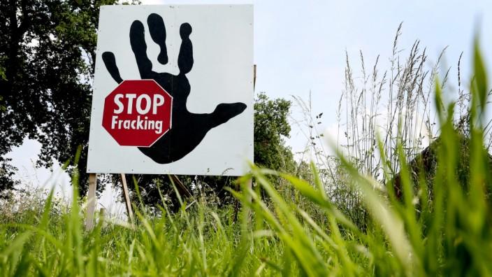Viel Hürden für das umstrittene Gas-Fracking