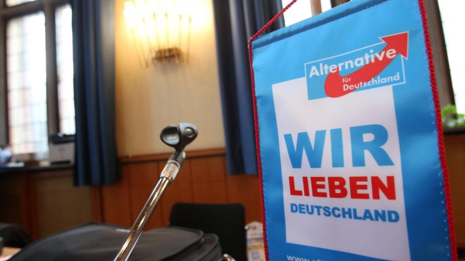 Landesparteitag der AfD Hamburg