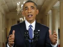 US Präsident Obama Einwanderungsreform Rede
