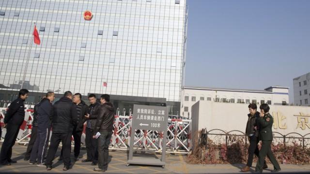 Gao Yu Kritische Journalistin in China vor Gericht