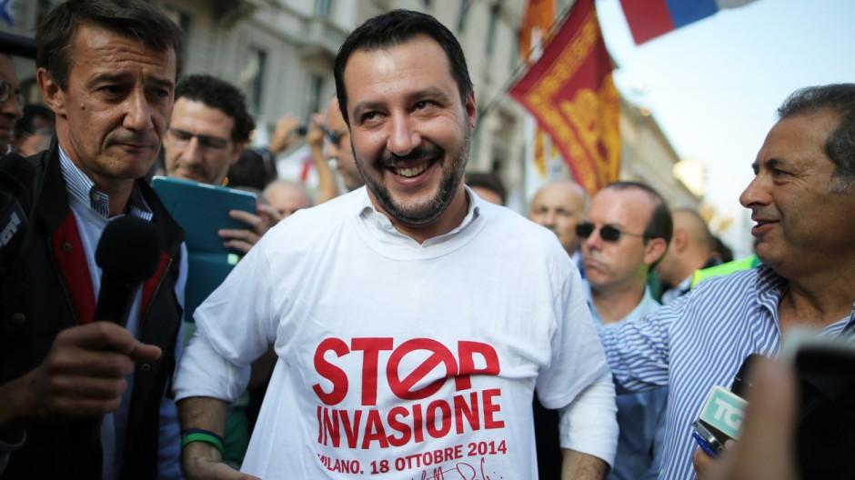 Lega Nord Lega Nord in Italien