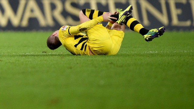SC Paderborn - Borussia Dortmund