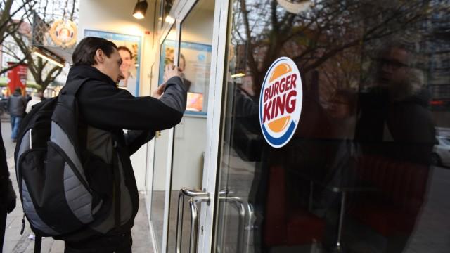 Burger King Franchisenehmer von Burger King