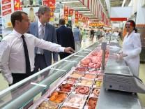 ITAR TASS KRASNODAR TERRITORY RUSSIA SEPTEMBER 1 2014 Russia s prime minister Dmitry Medvedev