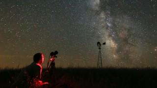 APTOPIX Nebraska Sky