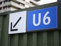 Schienenersatzverkehr U6