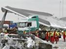 Güterzug entgleist - Tote in Oslo (Bild)