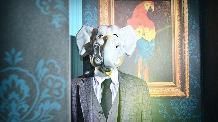 online store 38a91 a8a6a Elegante Outfits für Männer: Silvester in Samt - Stil ...