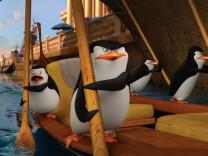 Volle Kraft Voraus: Die Pinguine haben eine Mission zu erfüllen.