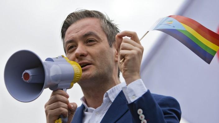 Robert Biedron Polen