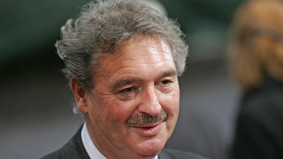 Luxembourg's FM Asselborn attends EU summit in Brussels