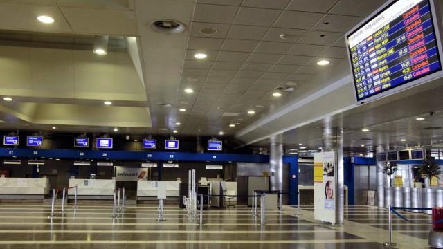 Privatisation of 'Macedonia' airport of Thessaloniki