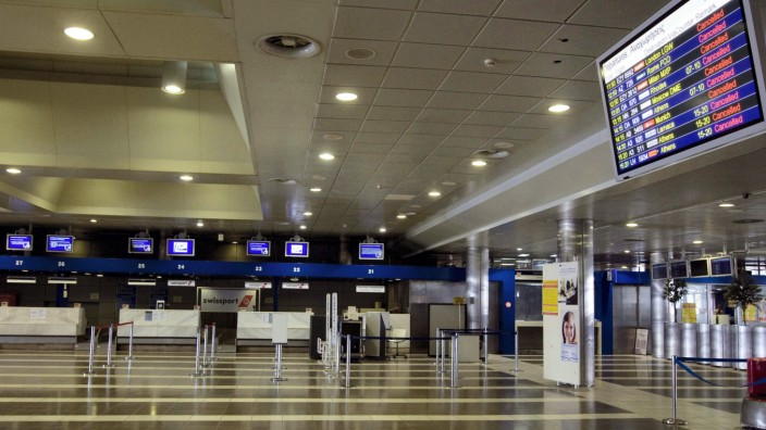 Privatisation of 'Macedonia' airport of Thessaloniki