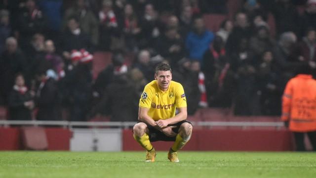 Arsenal FC - Borussia Dortmund