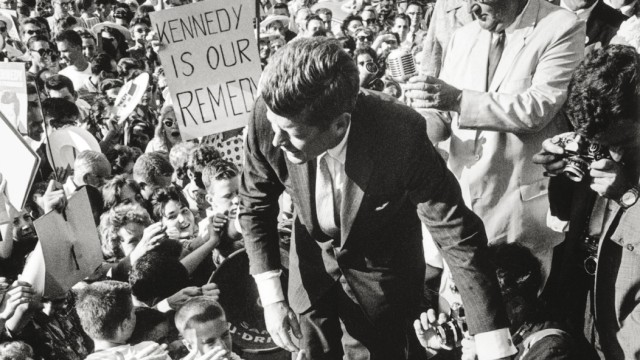 Journalismus Kennedy als Coffee Table Book