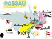 Studentenatlas Passau