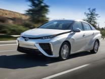 Mit der Dampfmaschine in die Zukunft: Toyota Mirai