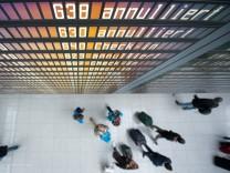 Lufthansa-Piloten streiken