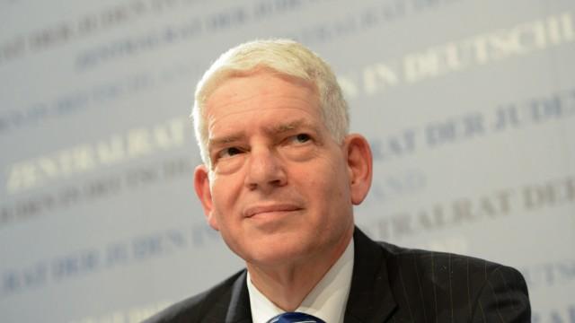 Zentralrat der Juden wählt neuen Präsidenten