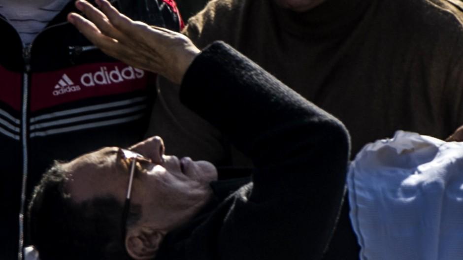 Hosni Mubarak Mubaraks Ägypten