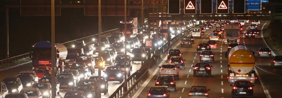 Germany Debates Highway Tolls Introduciton