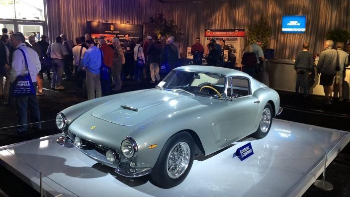 Millionenspiel Ferrari 250 GT SWB Belinetta 1962 bei der Auktion von Bonhams