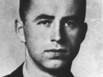 Holocaust SS-Verbrecher Alois Brunner