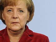 Bundeskanzlerin Angela Merkel CDU gefallene Soldaten Bundeswehr dpa