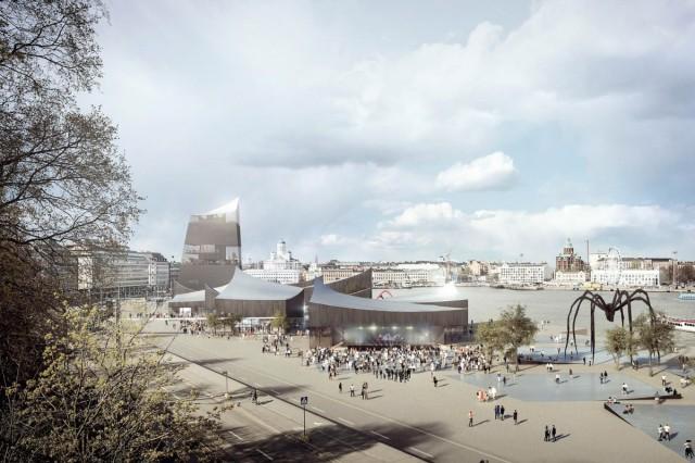 Guggenheim Helsinki Design Competition, Finalisten