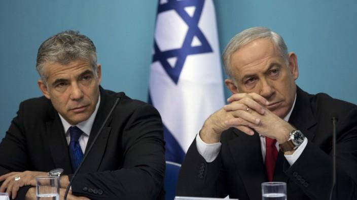 Israel coalition crisis