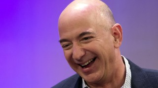 Amazon President, Chairman and CEO Bezos speaks at the Business Insider's 'Ignition Future of Digital' conference in New York City