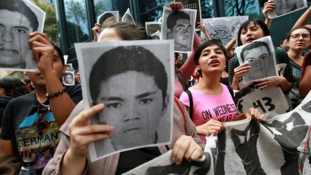Jahresrückblick 2014 - Studenten in Mexiko vermisst