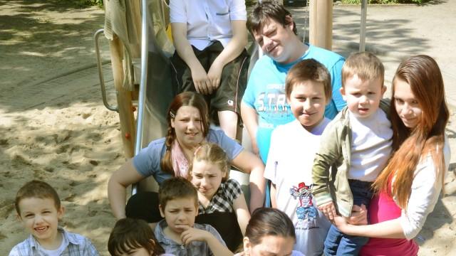 Die wilde 13: Erneuter Zuwachs bei Leipziger Großfamilie