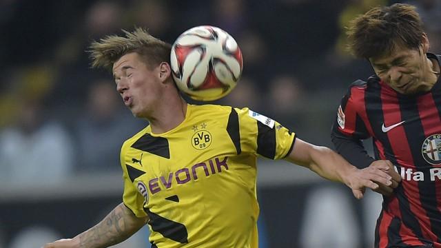 Borussia Dortmund BVB Erik Durm, Takashi Inui
