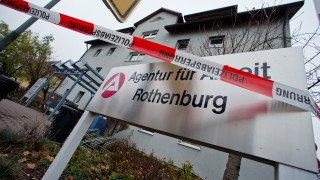 Toter bei Messerattacke in Jobcenter