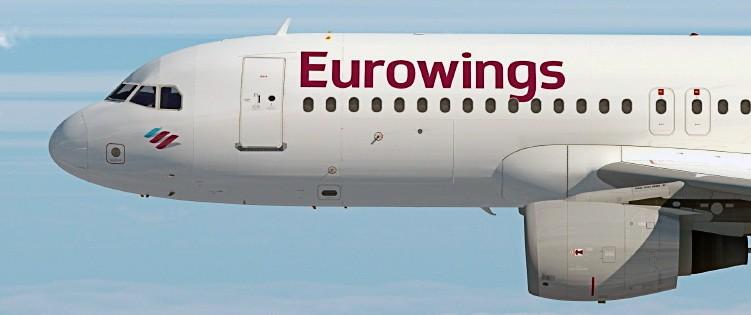 Billigsparte Lufthansa - Eurowings