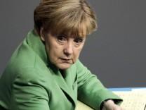 Angela Merkelv CDU Bundeskanzlerin