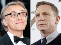 'James Bond 007' - Christoph Waltz, Daniel Craig